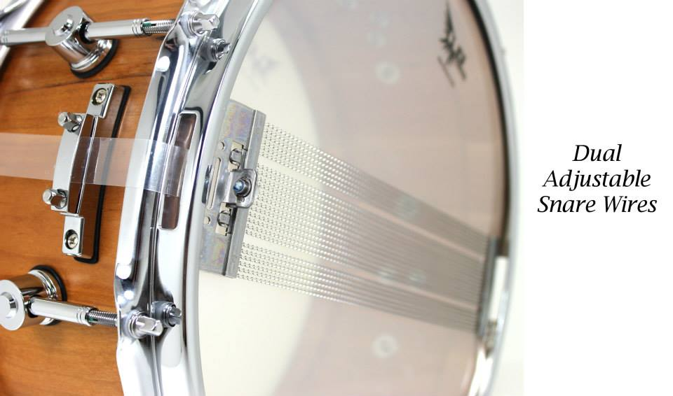 Archetype Series – Snare Drum Overview | Hendrix Drums