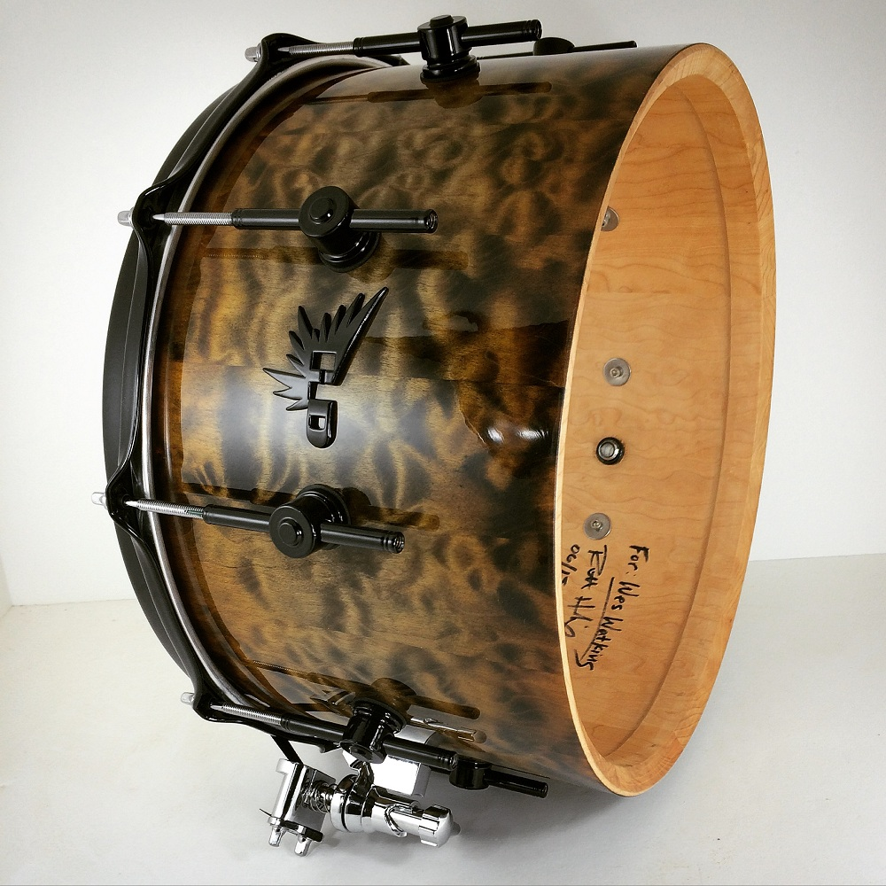 Archetype Stave Series Custom Snare Drums
